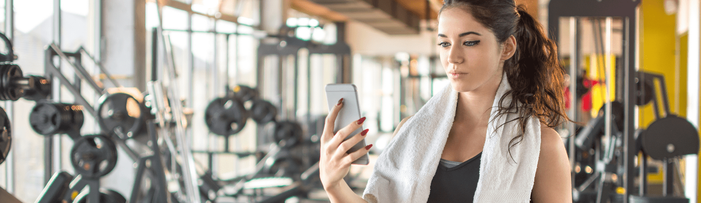 serviettes gym salles de sport